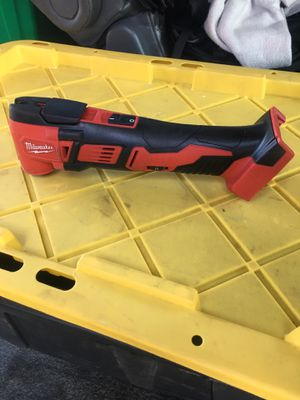 Milwaukee multi tool for Sale in San Jose, CA