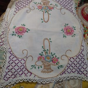 Vintage Embroidered Linons for Sale in Fayetteville, AR