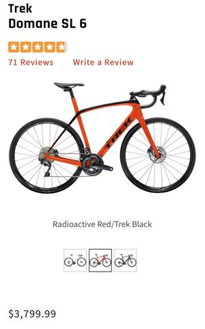 Trek & cannondale super x force 1 bikes brand new for Sale in Pennington, NJ