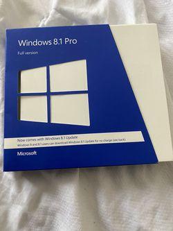 Windows 8.1 Pro for Sale in Canton,  GA
