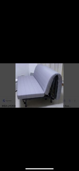 Sofa bed ikea lycksele like new for Sale in Key Biscayne, FL