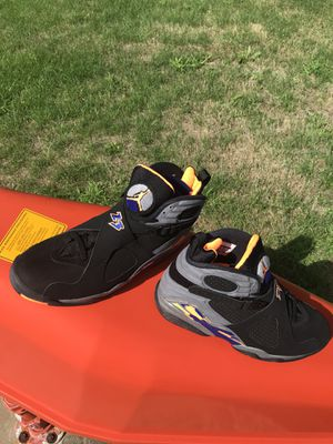NIKE RETRO JORDAN 8 PHOENIX SUNS for Sale in New York, NY