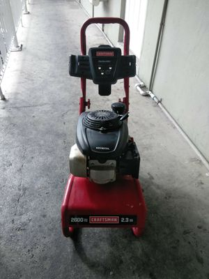 Craftsman Pressure Washer for Sale in Miami, FL