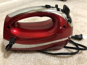 Electric hand mixer, VonChef, hand mixer for Sale in MONTGOMRY VLG, MD