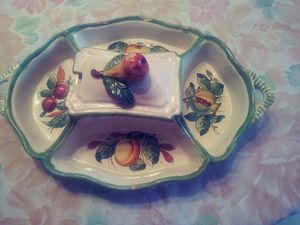 Hand painted dishes from Italy for Sale in Vancouver, WA