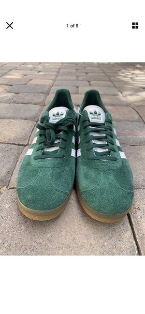 Adidas Gazelle Men's shoes size 10 for Sale in Las Vegas, NV