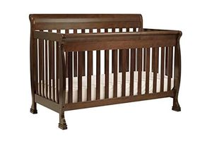 Rarely used Crib, mattress, sheets, waterproof crib pad for Sale in Gaithersburg, MD