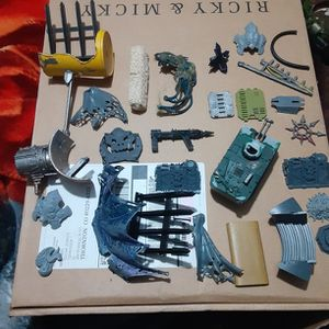 Warhammer 4000 Terrain And All Kinds Of Bits for Sale in Arvada, CO