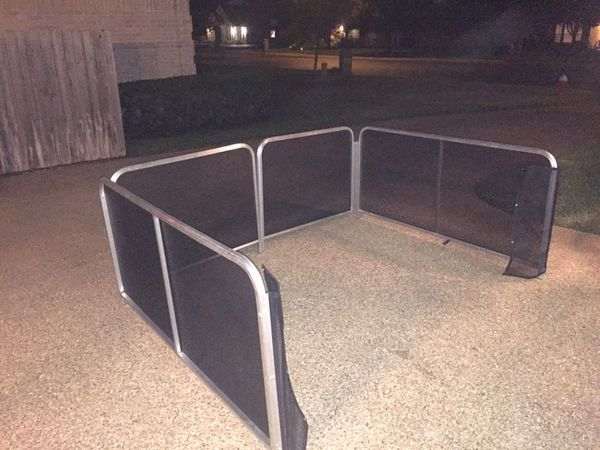 RV Porch Railing Kit For Toy Hauler For Sale In College