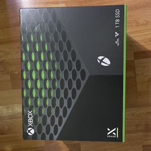 Sealed Xbox Series X Brand New for Sale in Los Angeles, CA