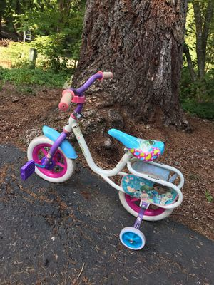 Bike- toddler girl for Sale in Redmond, WA
