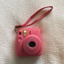 Fujifilm instax Mini 9 Pink for Sale in Los Angeles,  CA