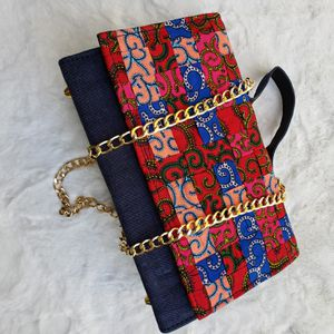 African Print Bag for Sale in Millersville, MD