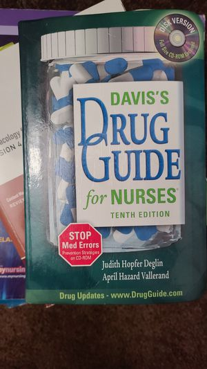 Davis drug guide for Sale in ROWLAND HGHTS, CA
