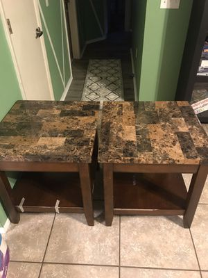 End tables for Sale in Ocoee, FL