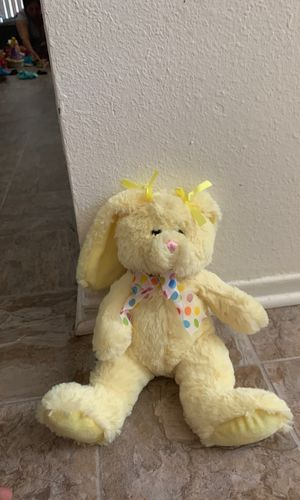 Stuffed animal bunny for Sale in San Diego, CA