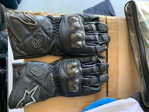 XL Alpinestars SP-2 riding gloves. Great condition! for Sale in San Antonio, TX