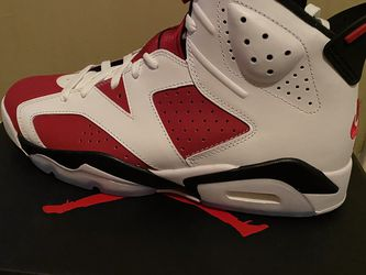 Jordan Retro 6 - Carmine (10.5) for Sale in Austell,  GA