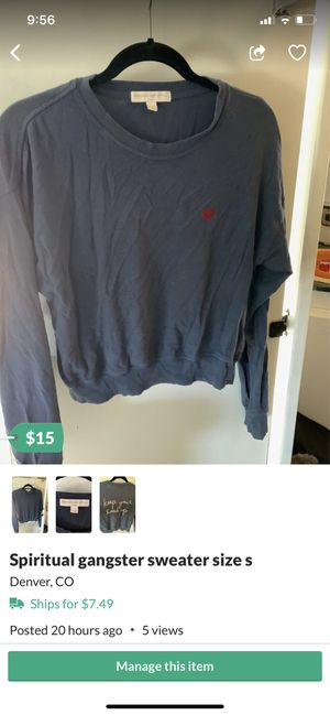 Plus camo shirt! for Sale in Denver, CO