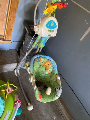 Baby swing for sale for Sale in Wichita, KS