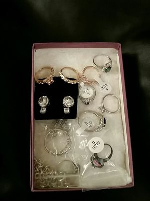 Rings of Various Sizes for Sale in Alexandria, VA