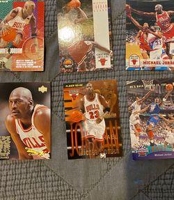 Michael Jordan Card Lot for Sale in Cedar Park,  TX
