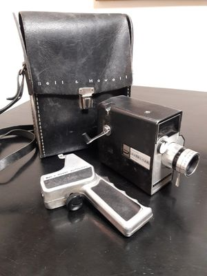 Bell & Howell vintage camera for Sale in Skokie, IL