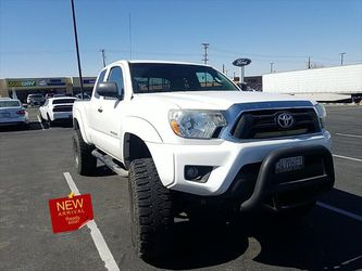 2012 Toyota Tacoma for Sale in Victorville,  CA
