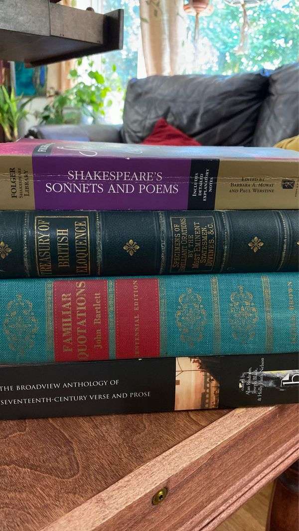 Shakespeare Sonnets, Poetry