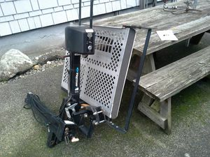 Wheel chair, scooter lift, $500 for Sale in Tacoma, WA