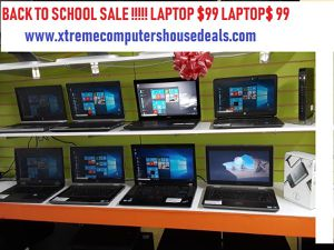 Back to School Deals Starting Now $99 Each Laptop for Sale in Kennedale, TX
