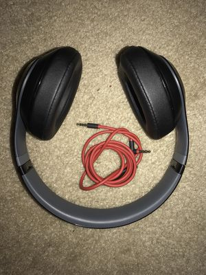 Beats studio 2 with cable for Sale in Seattle, WA