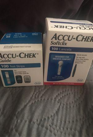 Accu chek for Sale in Baldwin Park, CA