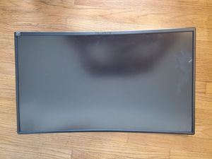"Sceptre 27"" inches curved monitor screen cracked for Sale in Montclair, CA"