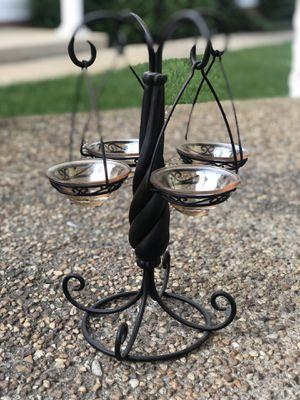 Decorative tea light candle holder for Sale in Herndon, VA