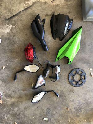Kawasaki z1000 2013 parts for Sale in Austin, TX
