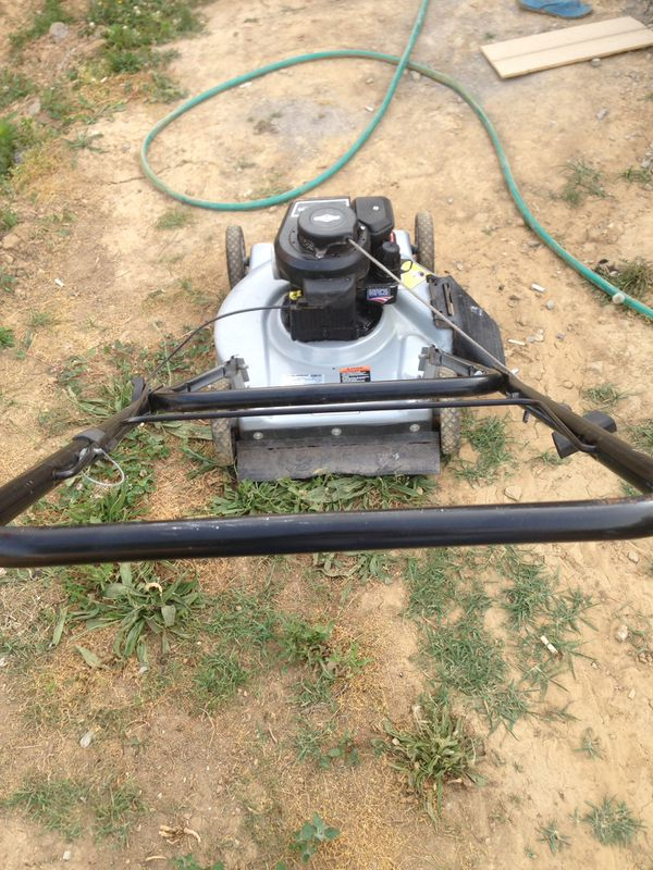 Briggs and Stration lawn mower