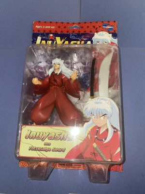 Inuyasha collection action figures for Sale in Los Angeles, CA