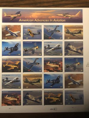 American Advances in Aviation Stamps for Sale in Centreville, VA