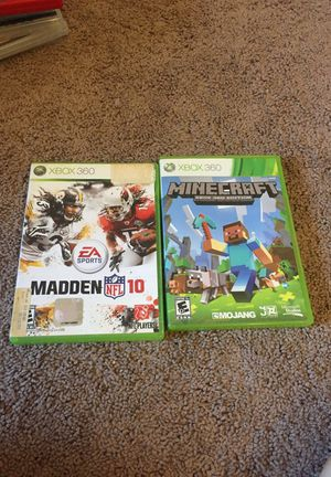 Xbox 360 games for Sale in Parkville, MD