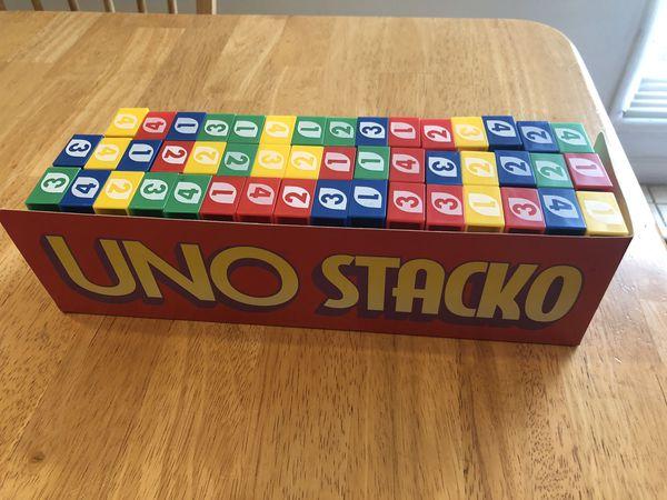 Uno Stacko 1994