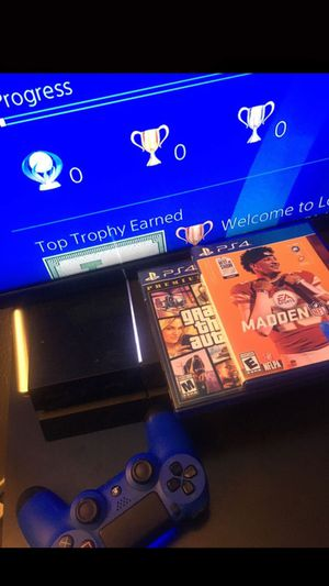 Ps4 for Sale in Hurst, TX