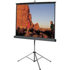 Da-Lite 96X96 Picture King Projection Screen for Sale in Elk Grove Village, IL
