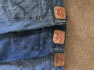 Men's and boys jeans 501's and 569 / 10 reg for Sale in Alta Loma, CA