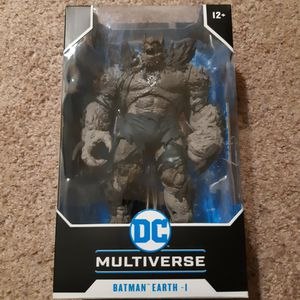 DC Multiverse Figure Batman Earth-1 for Sale in Santa Maria, CA