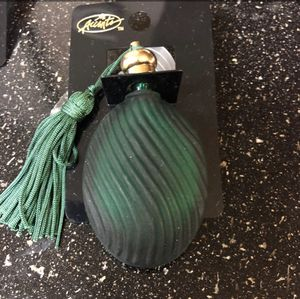 NWT Glass Perfume Bottle for Sale in Bremerton, WA