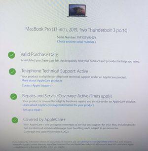 "Apple MacBook Pro 13.3"" for Sale in Los Angeles, CA"
