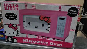 Microwave hello Kitty for Sale in Los Angeles, CA