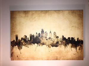 Philadelphia wall art for Sale in Arlington, VA