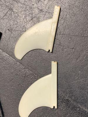 Surfboard fins - Future side fins for quads or stabilizer for longboard fina for Sale in Newport Beach, CA
